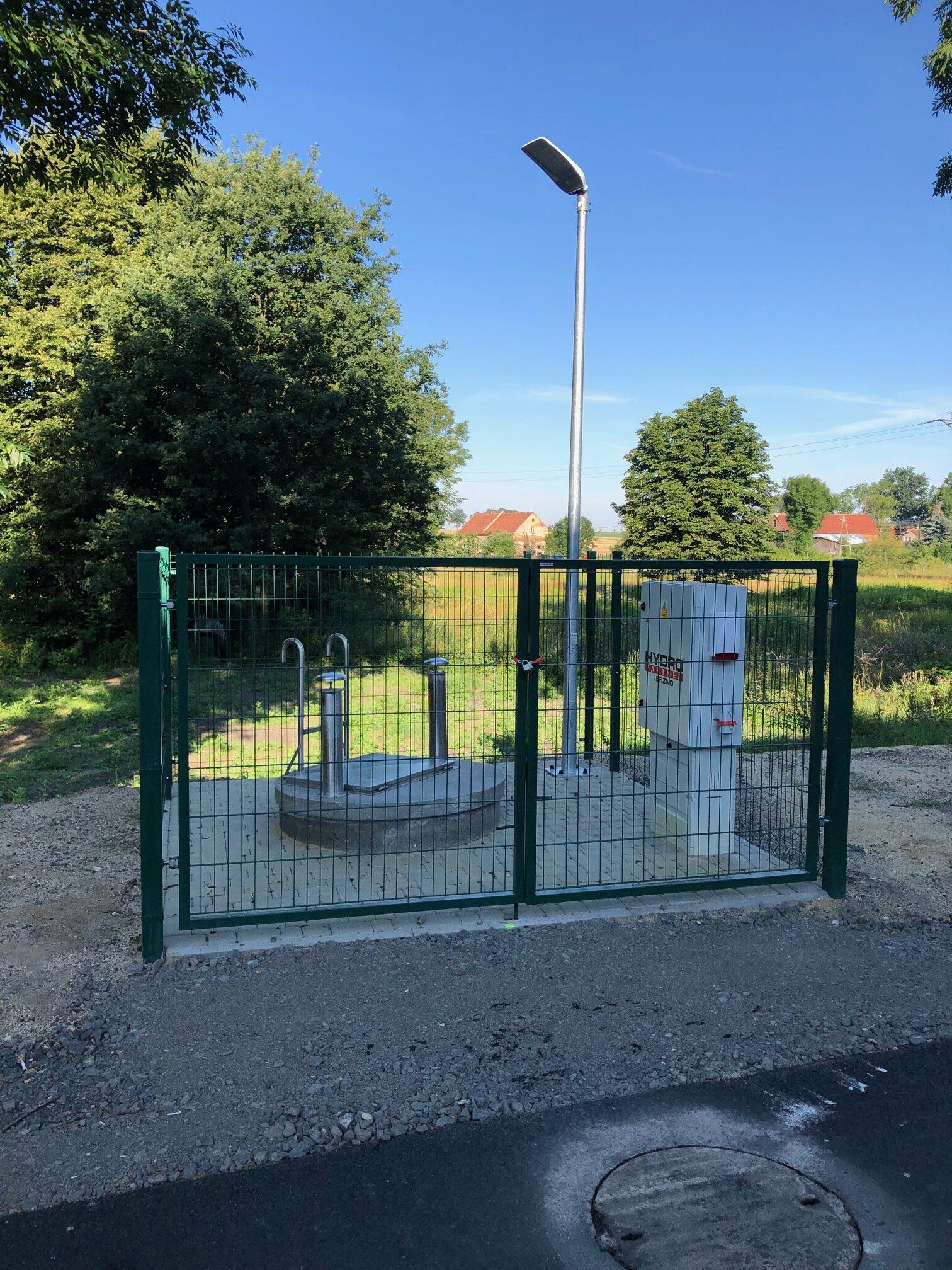 Sanitacja gminy Pieńsk – kontynuacja inwestycji
